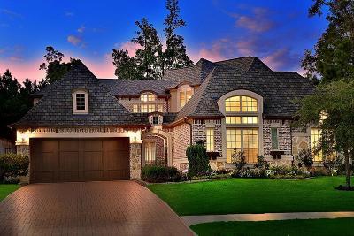 Conroe Single Family Home For Sale: 108 Evergreen Oak Drive