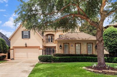 Houston Single Family Home For Sale: 3114 Rosemary Park Lane