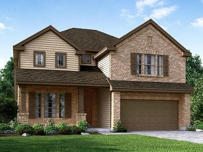 Manvel Single Family Home For Sale: 2610 Newport Lake Boulevard