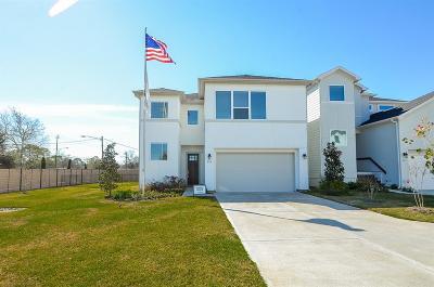 Houston Single Family Home For Sale: 410 Yale Oaks Lane
