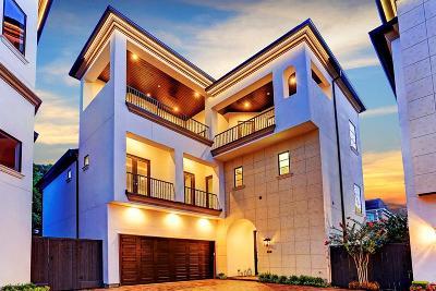 Houston Single Family Home For Sale: 1822 Nantucket