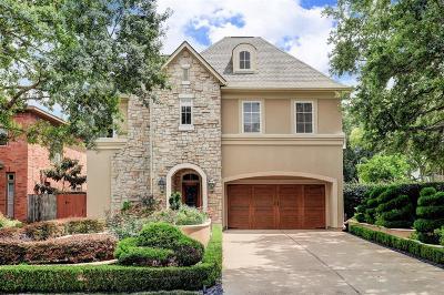 Bellaire Single Family Home For Sale: 4821 Cedar Street