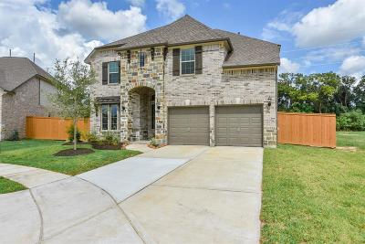 Humble TX Single Family Home For Sale: $354,911