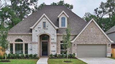 New Caney Single Family Home For Sale: 23303 Ridge Spring Drive