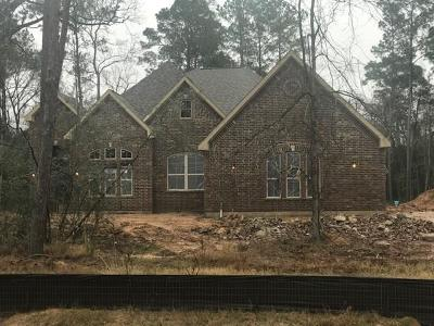 Magnolia Single Family Home For Sale: 17514 Country Mile