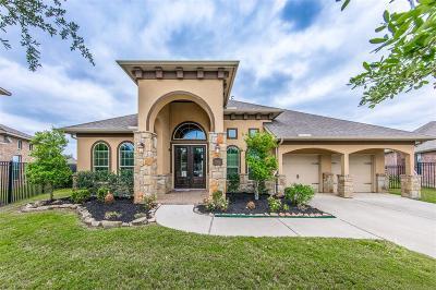 Fort Bend County Single Family Home For Sale: 11502 Quarto Lane