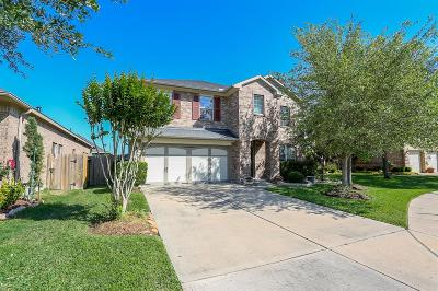 Richmond Single Family Home For Sale: 7906 Summit Cliff Court