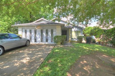 Houston Single Family Home For Sale: 13126 Townwood Drive