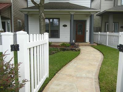 Houston Single Family Home For Sale: 4611 Trembling Forest Lane
