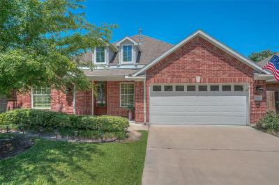 Conroe Single Family Home For Sale: 15246 Scenic Woodland Drive