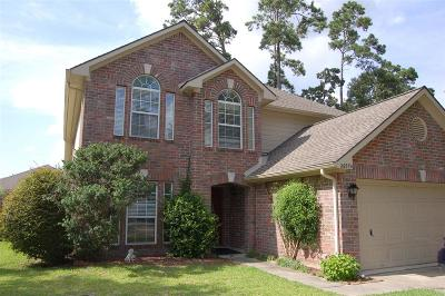 Kingwood TX Single Family Home For Sale: $185,000