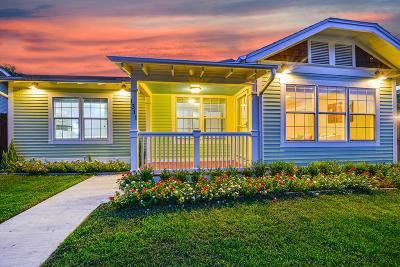 Houston Single Family Home For Sale: 1311 Tabor Street