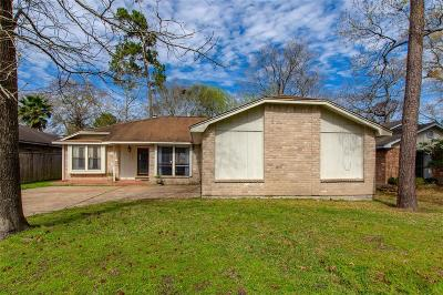 Houston Single Family Home For Sale: 2903 Parkwood Manor Drive