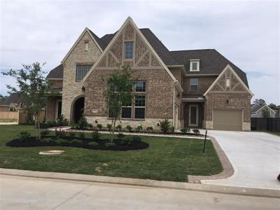 Conroe Single Family Home For Sale: 2033 Bluestem Drive