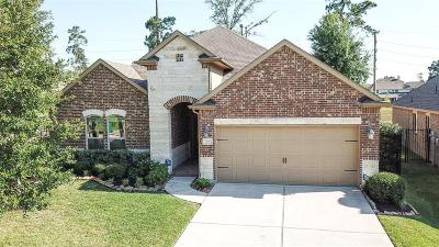 Tomball Single Family Home For Sale: 79 W Wading Pond Circle