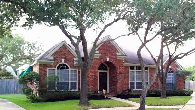 Sugar Land Single Family Home For Sale: 4918 Bend Court