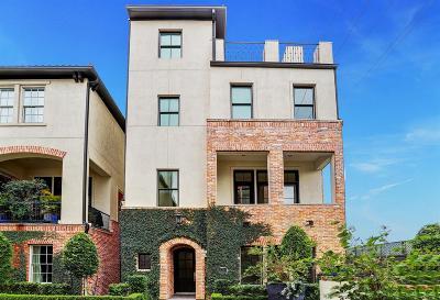 Houston Single Family Home For Sale: 1216 Mosaico Lane