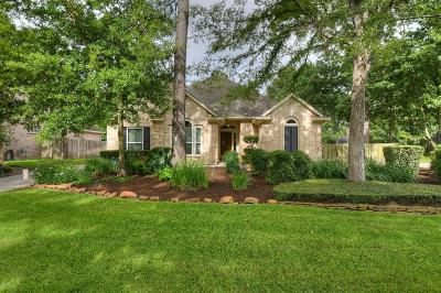 The Woodlands Single Family Home For Sale: 35 Merit Woods Place