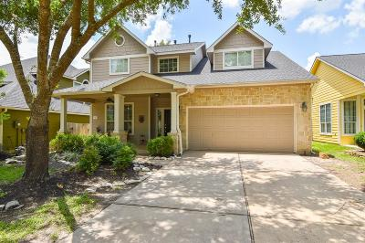 Cypress Single Family Home For Sale: 13003 Oakwood Manor Drive