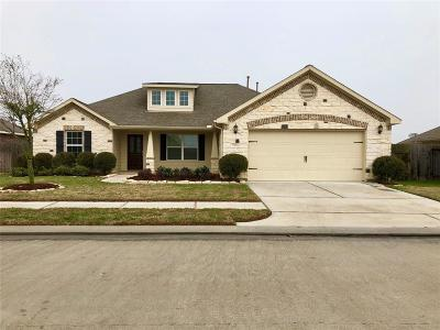 Sealy Single Family Home For Sale: 229 S Lantana Circle