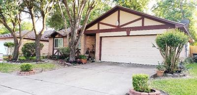 Houston Single Family Home For Sale: 1911 Meer Drive