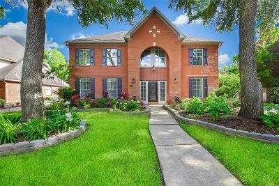 Sugar Land Single Family Home For Sale: 4018 Kelly Drive