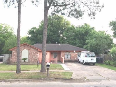 Houston Single Family Home For Sale: 5123 Beechaven Street