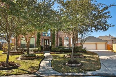 Tomball Single Family Home For Sale: 17307 Holsberry Court