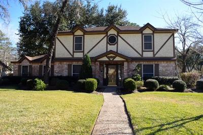 Spring Single Family Home For Sale: 3935 Cypress Lake Drive