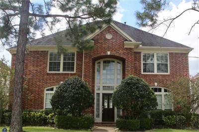 Pearland Rental For Rent: 3318 Summerwind Court
