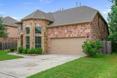 Kingwood Single Family Home For Sale: 26033 Knights Tower Drive