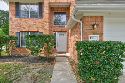 Humble Single Family Home For Sale: 18131 Stone Trail Manor Drive
