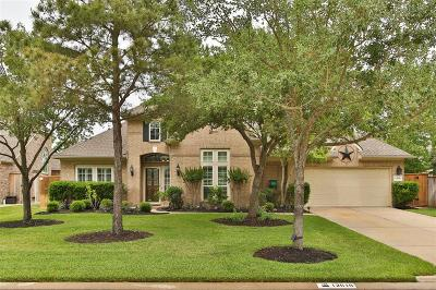 Tomball Single Family Home For Sale: 12618 Midland Creek Drive