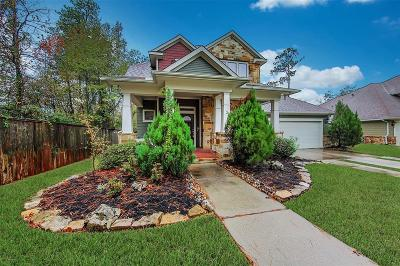 The Woodlands Single Family Home For Sale: 3 S Mews Wood Court