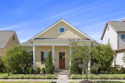 Cypress Single Family Home For Sale: 16623 Amelia Island Drive