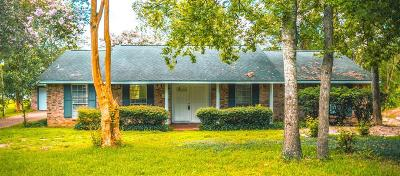 Conroe Single Family Home For Sale: 607 Brook Hollow Drive