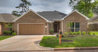 Montgomery Single Family Home For Sale: 11905 Mockingbird Lane