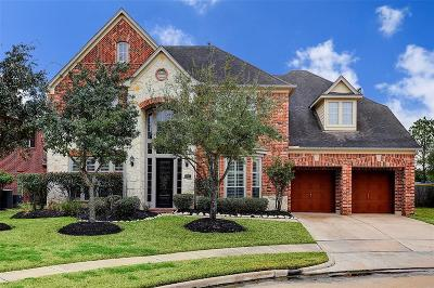 Pearland Single Family Home For Sale: 2604 Cottage Creek Drive
