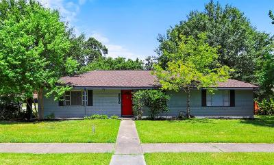 Houston Single Family Home For Sale: 8510 Western Drive