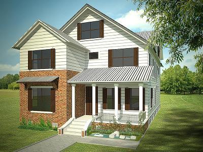 Houston Single Family Home For Sale: 4131 Falkirk Lane