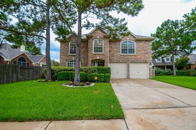 Houston Single Family Home For Sale: 15407 Bramble Crest Court