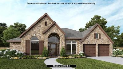 Tomball Single Family Home For Sale: 21430 Rose Loch Lane