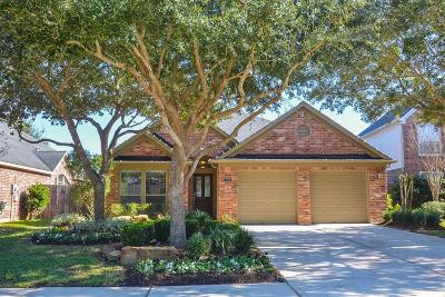 Katy Single Family Home For Sale: 2535 Llano Springs Drive