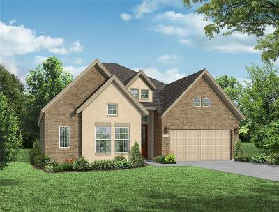 Missouri City Single Family Home For Sale: 10627 Lantana Pass
