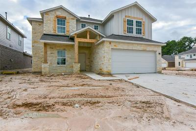 Tomball Single Family Home For Sale: 11707 Finnick Bend Lane