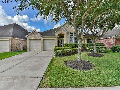 Pearland Single Family Home For Sale: 13008 Grand Shore Lane
