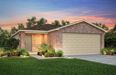 Hockley Single Family Home For Sale: 17863 Ryegrass Trail