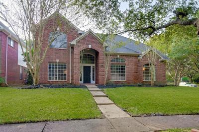 Sugar land Single Family Home For Sale: 6210 Spencers Glen Way