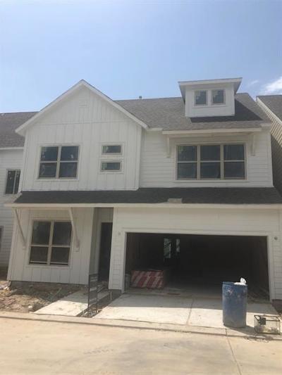 Houston Single Family Home For Sale: 1511 Aldana Place
