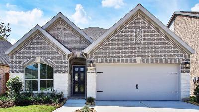 Katy Single Family Home For Sale: 23015 Indigo Prairie Lane